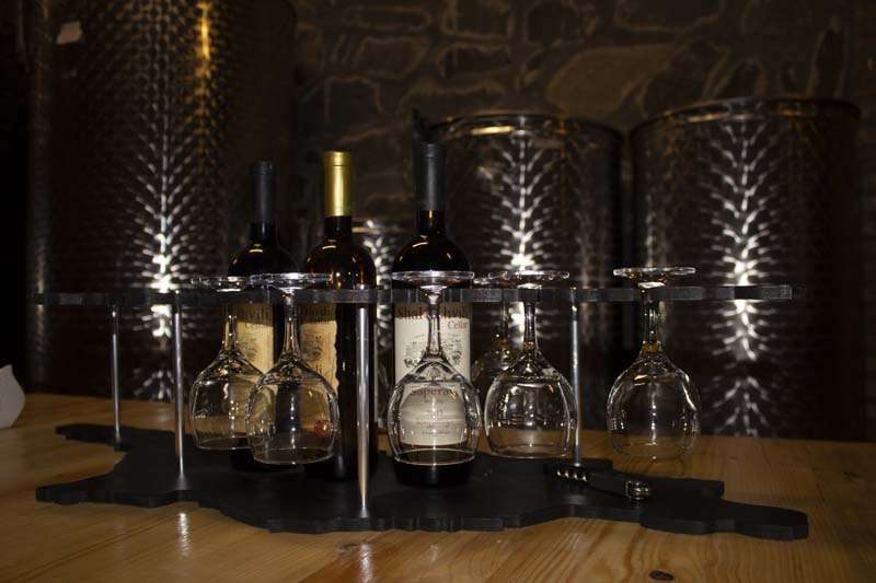 Дегустации на винодельнях