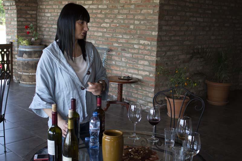 Дегустации вин Телиани Вели