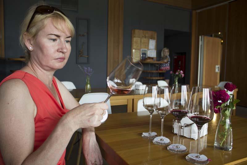Дегустации вин в Крыму