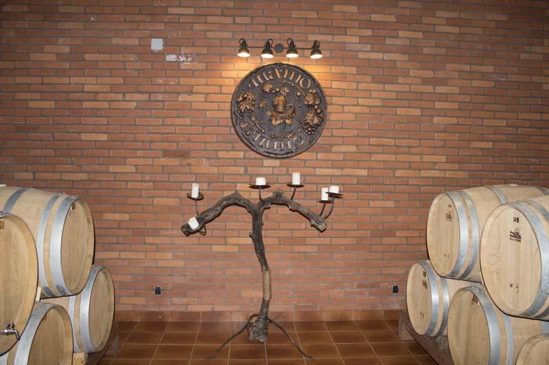 Винодельня Шато Пино